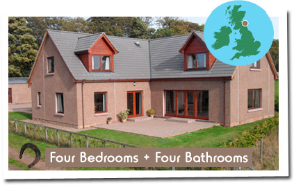 The Paddock - self catering in Scottish Borders